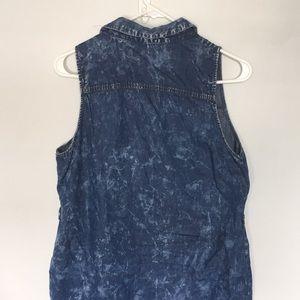 Dresses - Denim Dress